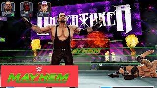 WWE MAYHEM - UNDERTAKER / KANE / JOHN CENA - GAMEPLAY