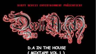 D.A Forty Four - Fakerapper ( D.A In The House )