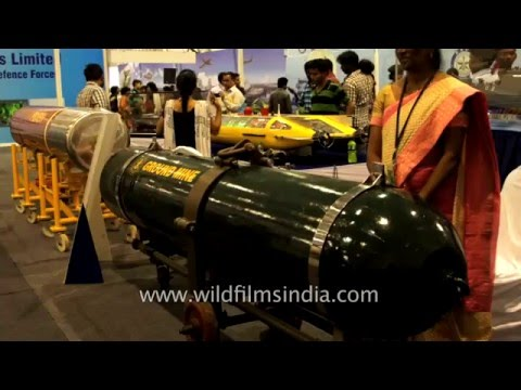 Maareech - Anti Torpedo Decoy System for Indian Defence Forces