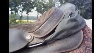 Dabo's Design Zadeltassen voor paarden