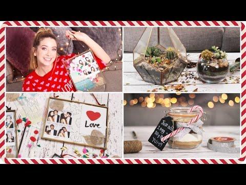 Last Minute DIY Christmas Gifts | Zoella