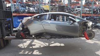 I Bought Half of a Burnt Supercar for my Next SEMA Build