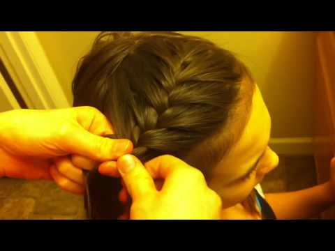 Xxx Mp4 Side French Braid Hair Tutorial For Beginners 3gp Sex