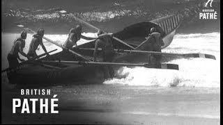Power For Surf Boats Aka New Motorised Surf Boat (1962)