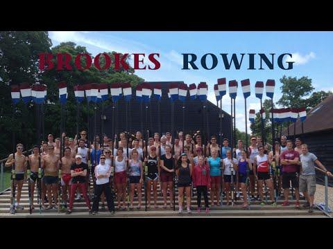 BROOKES | Rowing - 2014 Promo