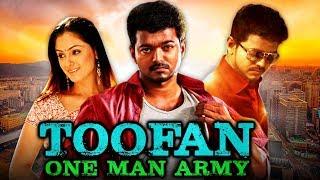 Toofan One Man Army (Udhaya) Hindi Dubbed Full Movie   Vijay, Simran, Nassar, Vivek