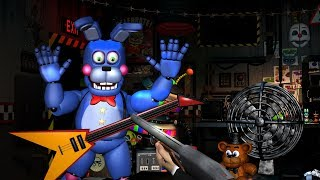 [SFM/FNAF] Ultimate Custom Night COUNTER JUMPSCARES AND CHEATING PART 2