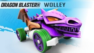 Dragon Blaster Full Upgrade 🐉  Hot Wheels: Race Off - Android Gameplay - Racing Cars Games For Kids