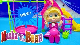 Masha and The Bear 2016 New Toy Videos Review Masha i Medved 2016 Игрушки Маша и Медведь