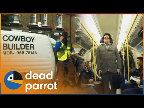 Xxx Mp4 Phobia Of London Underground Trains Trigger Happy TV 3gp Sex