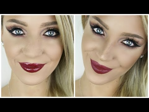 Make Your Nose Look Smaller with Contouring - TUTORIAL | Stephanie Lange