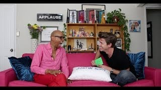 """The Justin Root Show""- Sneak Peek with RuPaul"