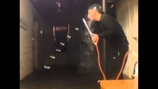THE CHARLIE CHAPLIN SMOKE CHALLENGE O THROUGH 7 Os COMPLETED