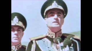 Mohammad Reza Shah Pahlavi Speech Persepolis 2500 Pasargade
