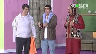 Madam Brand New  Pakistani Stage Drama Full Comedy Show
