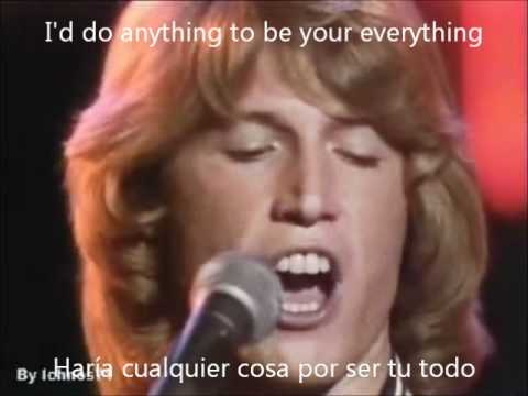 I Just want to be your Everything Subtitulado al Español - Andy Gibb