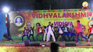 Tamil Fusion Dance by Grade IX Boys