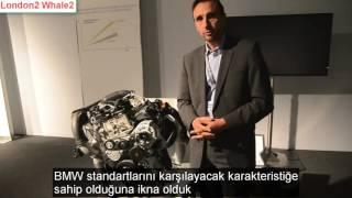 BMW 1.5 cc 3 Silindirli Motoru Ayrıntılı Anlatım Türkçe Altyazılı