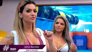 Alimentação - Aline Barreto - Projeto Baba Baby