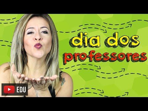 Dia dos Professores   Vídeo em Inglês