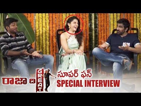 Xxx Mp4 Raja The Great Team Diwali Special Interview Super Fun Ravi Teja Mehreen TFPC 3gp Sex