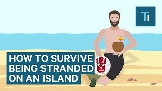 How to survive if you get stranded on an island in the middle of nowhere