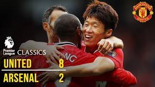 Manchester United 8-2 Arsenal (11/12) | Premier League Classics | Manchester United