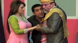 Deedar, Nasir Chinyoti, Iftikhar Thakur, Amanat Chan Best Punjabi Stage Drama New 2016