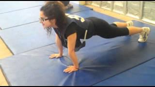 Victoria police fitness test