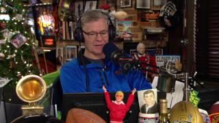 Dan Patrick on Clemson vs Alabama Rematch: Best Title Game Ever? (1/10/17)