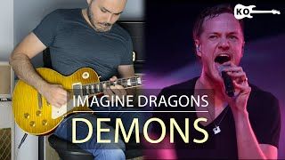 Imagine Dragons - Demons - Electric Guitar Cover by Kfir Ochaion