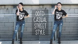 OOTD • Casual Street Style