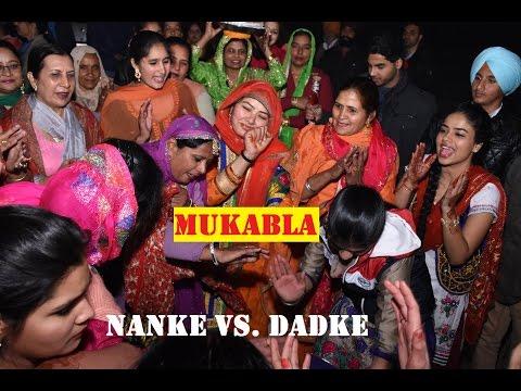 Xxx Mp4 Naankiyan Daadkiyan Jabardast Mukabla Very Funny 3gp Sex