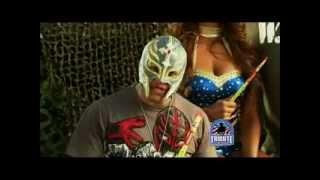 Rey mysterio returns to wwe 2012