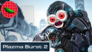 GOING FULL BURST MODE! -- Let's Play Plazma Burst 2 (Part #1)(Free Web Game)