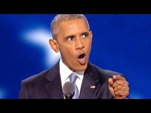 Obama Caps His Presidency with Amazing Speech