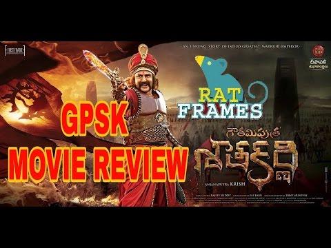 Gauthami Putra Satakarni Official Movie Review / Ratframes