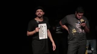 Dihh Lopes - Pe Lanza / Maisa vs Dudu Camargo / Neymar e Bruna Marquezine - Stand up Comedy