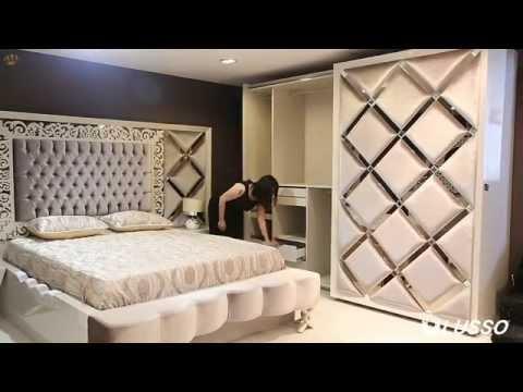 Lusso Mebel ²⁰¹⁴ Avangarde mebel Romantik mebel Romantik interyer Interyer dizayn