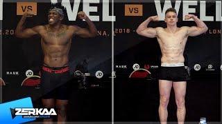 KSI VS JOE WELLER - WHO IS GOING TO WIN THE FIGHT?