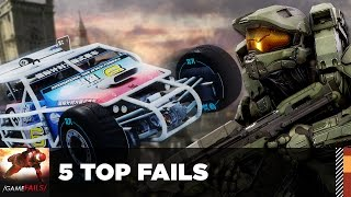 The Back to Normal Episode - Top 5 Fails for November 25, 2016