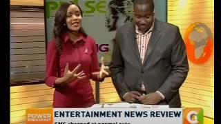 Power Breakfast ; Entertainment News Review