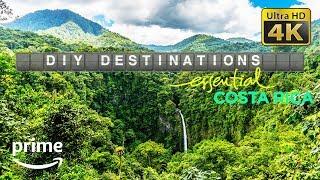 DIY Destinations (4K) - Costa Rica Budget Travel Show | Full Episode