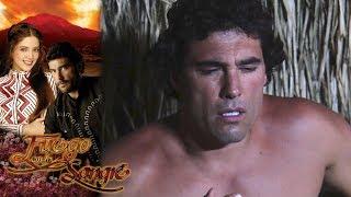 Juan comienza a recuperar la memoria | Fuego en la sangre - Televisa