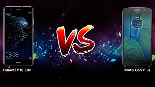 Huawei P10 Lite vs Moto G5S Plus   - Phone battle