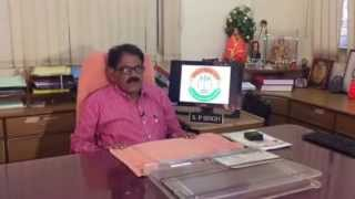 Mr. SP Singh, Holy Hearts Educational Academy  And The Great India School