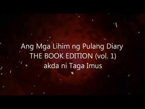 Pulang Diary ( TAGALOG M2M Stories) Book Trailer