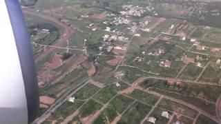 Landing In Islamabad Airport