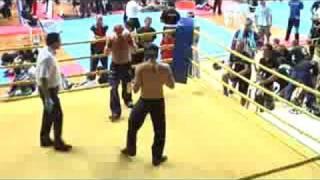 81kg: Luciano Nubile - Dennis Beuster