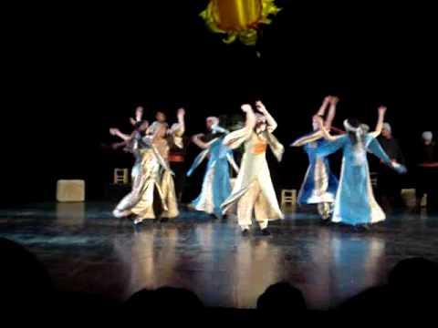 فرقة الفنون الشعبية الفلسطينية رقصة شمس وعيونها